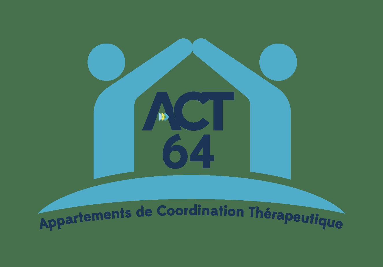 Logo ACT 64 couleur