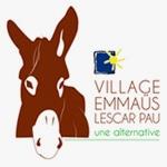 Logo Village Emmaus Lescar Pau